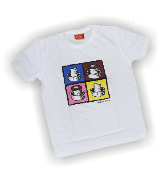 madras-T-Shirt