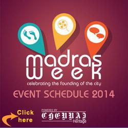 madras week app