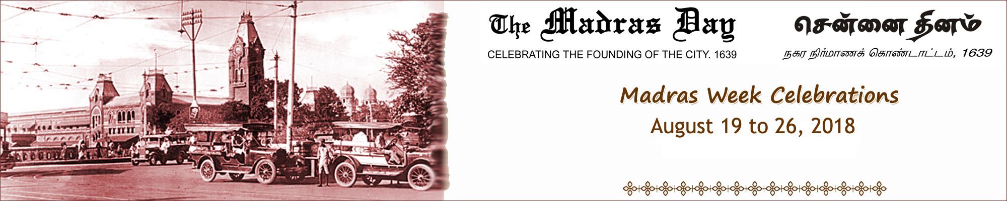 Madras day